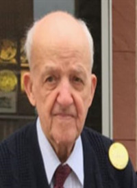 Melvin D Leidig  August 3 1925  March 19 2018