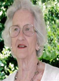 Nettie Alma Steendam  July 4 1920  March 28 2018