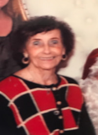 Rosemary Mahoney  1933  2018