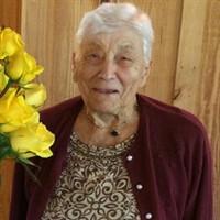 Elizabeth Maria Croy  July 14 1925  April 1 2018