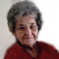 Faye L Shull  April 2 1945  April 1 2018