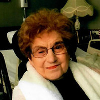 Mary Karavolos  October 6 1927  April 15 2018