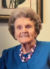 Thelma Maureen Nelson Davis  May 27 1927  April 26 2018 (age 90)
