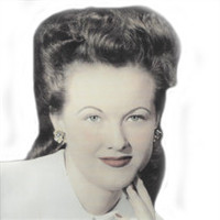 Virginia Lee Burrell  July 25 1923  March 31 2018