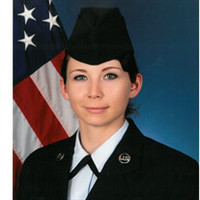 A1C Monika Leigh Carrillo  August 28 1987  May 19 2018