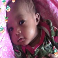 Baby Kenyah Amaree McCargo  March 3 2018  May 11 2018