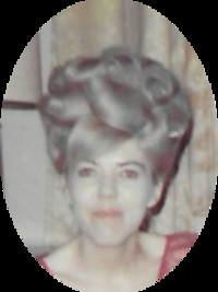 Betty Hughey Sanders  1943  2018