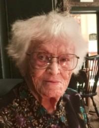 Clara Mary Snyder  2018