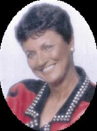 Denise Judith Robinson  1946  2018