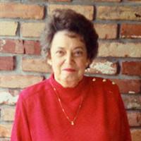 Dorothy Nelson  November 20 1929  May 26 2018
