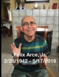 Felix Arce Jr  2018