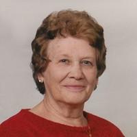 Helen Joyce Mann  December 23 1932  May 28 2018