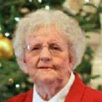 Juanita Strawhorn  August 21 1932  May 21 2018