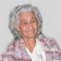 Maria Candida Arana  February 23 1918  May 25 2018