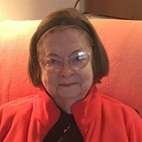 Mary Frances Moore  December 9 1929  May 30 2018