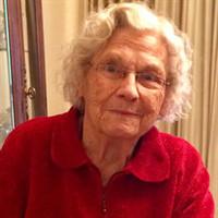Mary Frances Moseley  July 28 1925  May 23 2018