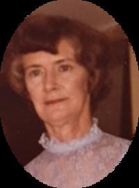 Mildred Brewer  1932  2018
