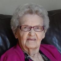 Nelda Halverson  October 20 1920  May 28 2018