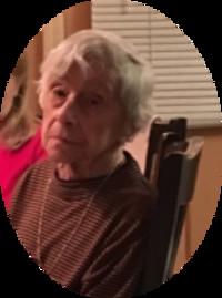 Olga Sally Sarvent  1929  2018