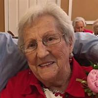 Patricia Fritz  April 4 1929  May 17 2018