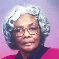Sarah B Johnson  June 3 1930  May 18 2018