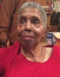 Mary Frances Jackson  2018