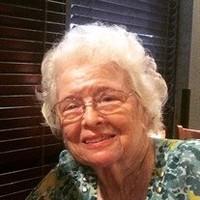 Betty Roberts Hunter  August 16 1928  January 5 2019