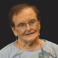 Cora Louise Millard  January 9 1923  January 10 2019