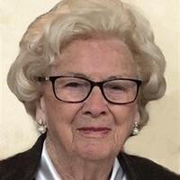 Marjorie Frances D'Angelo  January 29 1921  January 14 2019
