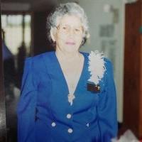 Maria Vidalia Sifuentes  May 19 1931  January 22 2019