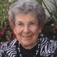 Evelyn Alderfer  September 19 1922  January 25 2019