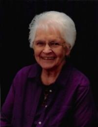 Ann Jeannette McDougall  September 29 1925