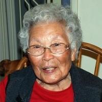 Kiyoko Fujinami  December 13 1917  January 21 2019