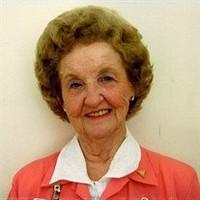 Patricia Myers Davis  February 16 1923  January 26 2019