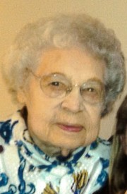 Evelyn Blanche Barber Blaker  May 24 1921  January 29 2019 (age 97)