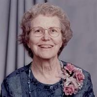 Hazel Gohr  June 28 1921  January 26 2019