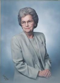Louise Francis Kerr  2019