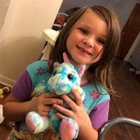Emmalynn Grayce Davis  October 9 2012  January 28 2019