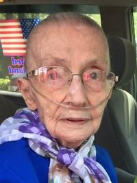 Pauline Holmes Beasley  November 3 1917  January 31 2019 (age 101)
