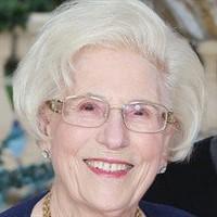 Theresa Mary Melillo  January 6 1922  January 3 2019