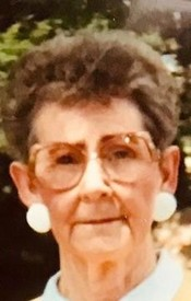 GOLDIE REA POGUE CROUCH  July 7 1921  February 10 2019