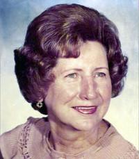 Margaret Lissie Henson Wyatt  May 2 1923 –