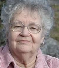 Ernestine McCall McCall  March 18 1933 –