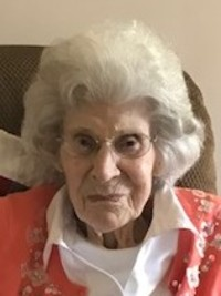 Loral V Chastain Tolen  August 3 1916  February 20 2019 (age 102)