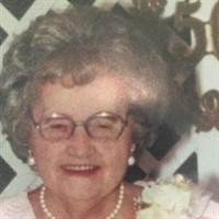 Hazel Gaddis Davis  May 16 1927  March 22 2019