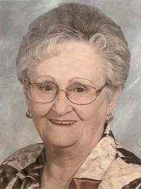 Christine  McGowan Bloodworth  July 2 1933  March 24 2019 (age 85)