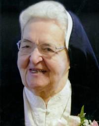 Sr Illuminata Godlewski SSJ-TOSF  August 17 1919  March 26 2019 (age 99)