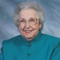 Ann Rita Reisz Wink  July 6 1923  March 29 2019