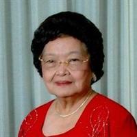 Dr Rosalinda De Jesus  January 15 1921  March 30 2019
