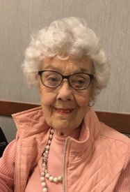 Mary Virginia Anderson Stroh  May 7 1923  March 31 2019 (age 95)